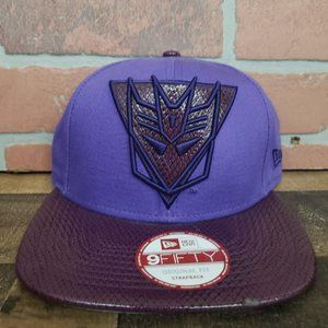 New Era 9FIFTY Original Fit Transformers Hat